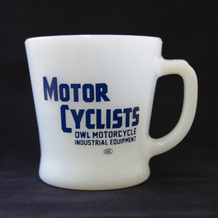 mug motorcyclist